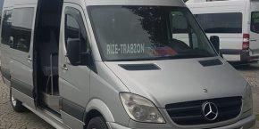 Rize – Trabzon Minibüs Seferleri