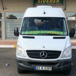 Siverek - Diyarbakır Minibüs Seferleri