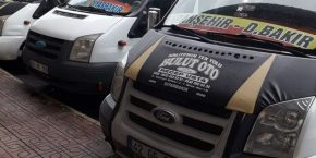 Viranşehir – Diyarbakır Minibüs Seferleri