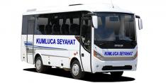 Antalya – Kumluca Otobüs Seferleri