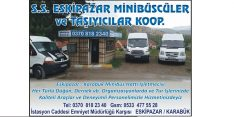 Eskipazar – Karabük Minibüs Seferleri