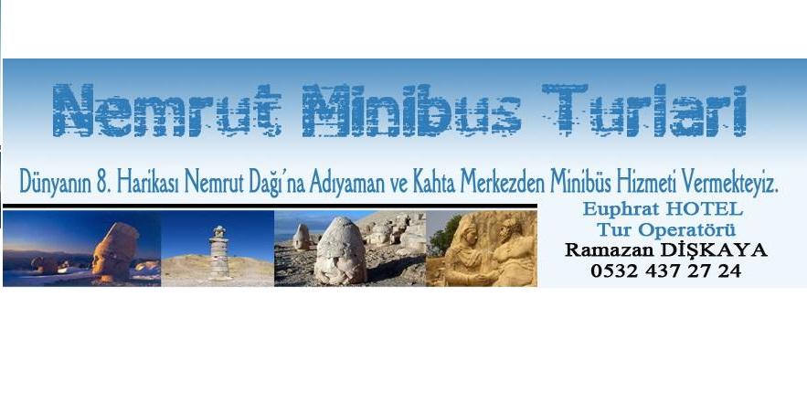 Nemrut Minibüs Turları