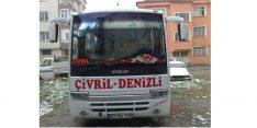 Çivril – Denizli Otobüs Seferleri