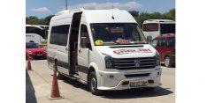 Edirne – Enez Minibüs Seferleri