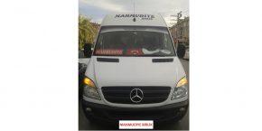 Eskişehir – Mahmudiye Minibüs Seferleri