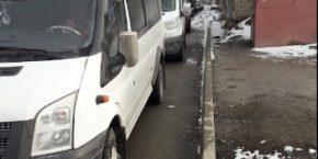 Van – Erciş Minibüs Seferleri
