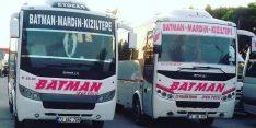 Batman – Yeşilli Otobüs Seferleri