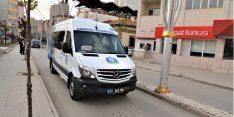 Afyon – Sandıklı Belediye Minibüs Seferleri