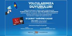 Adana'da Otobüs ve Dolmuşlarda Nakit Ödeme Kalkıyor
