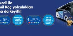 Kamil Koç'tan Turkcell İnternet Paketi Kampanyası!