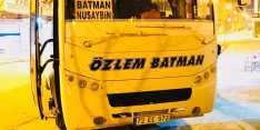 Batman – Nusaybin Otobüs Seferleri