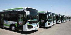 Şanlıurfa – Akziyaret Otobüs Seferleri